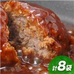 肉のいつきハンバーグセット(計8袋)
