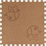 コルクマット(イヌ) 30cm 9枚組の詳細ページへ