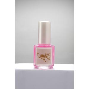 珠粉ネイル ピンク
