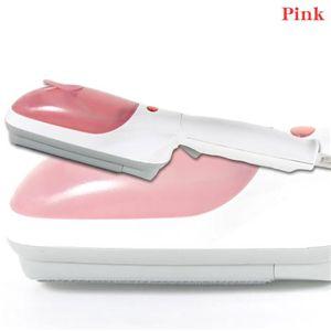 スチームアイロン CLV-049 ピンク