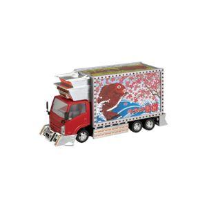 ラジコン トラック小僧 「TAIYO」 鯛桜吹雪 の詳細をみる
