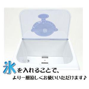 EUPA リモコン付き冷風扇(家庭用) TK-AC08R