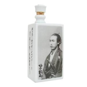 有田焼 角瓶(デカンタ) 幕末シリーズ 坂本龍馬