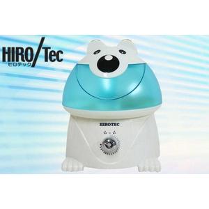 HIROTec 加湿器 クマ HK-09B