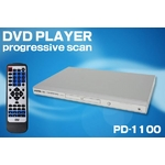 SpectronIQ 薄型DVDプレイヤー PD-1100 【リファビッシュ品】