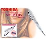 TOSHIBA セラミックヘアアイロン HDA-10