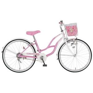 M&M シナモエンジェルス 22インチジュニア自転車