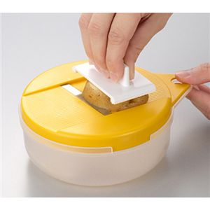 レンジで楽チン!チップスメーカー 保存容器付