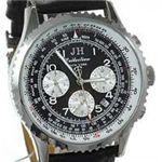 JH Collection自動巻腕時計JH6092MT2BKS