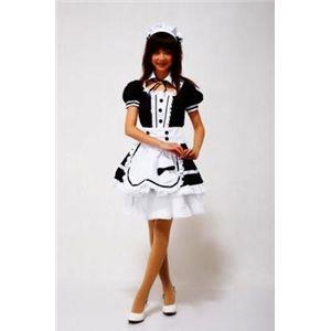 ♪ゴスロリ メイド服★コスプレ衣装XSサイズ〜XLサイズ,6009 XS
