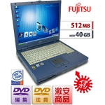 【Pentium4/512MB/40GB】DVDコピー&編集★FMV-NU4★