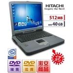 【中古PC】【Pentium4/512MB/40GB】DVDコピー&編集★FLORA 270HX★