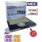 【Pentium4/512MB/120GB】DVD編集★NEC VersaPro VY★
