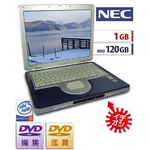 特選!中古PC NEC VersaPro VY Pen4 120GB 1GB
