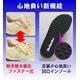 ウォーキングシューズ NEW Dr.Heelesカジュアル キャメル 24.0cm 写真4