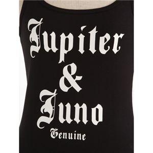 Jupiter&Juno(ジュピターアンドジュノ) K-002T/ロゴタンクトップ ブラック