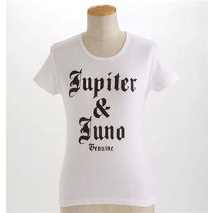 Jupiter&Juno(ジュピターアンドジュノ) K-001T/ロゴTシャツ ホワイト