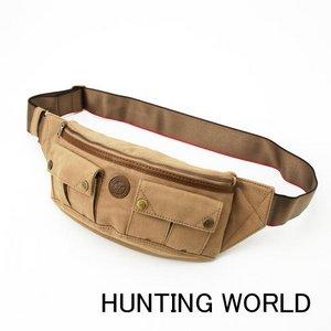 Hunting World(ハンティングワールド)/ボディバッグ/7071
