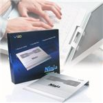 VIZO(ヴィゾ) ノートパソコン用クーラー NINJA NCL-210