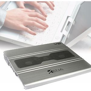 VIZO(ヴィゾ) ノートパソコン用クーラー XENA NCL-220