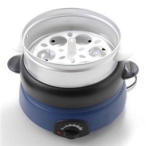 1台5役 ミニ電気グリル鍋