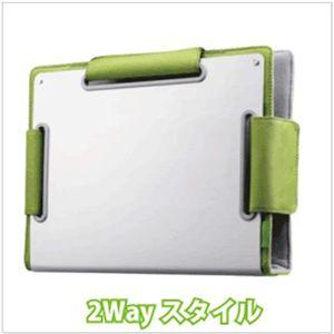 エルゴノミック メタル スリーブケース(12〜13インチ対応)グリーン C-MB02-G1