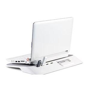 UMPC用クーラー MINIエアースルー C-HL02-WP(ホワイトカラー)