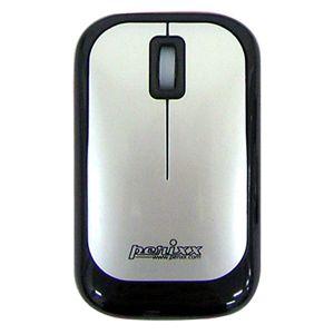 perixx(ペリックス) 2.4GHzの安定ワイヤレスのマウス PERIMICE-706 ブラック