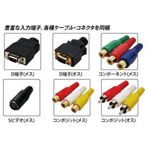 邪魔なビデオをデジタル化!必殺2!捕獲術 SD-USB2CUP5