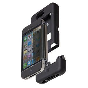 米国軍用規格 iPhone4/4Sケース TANK CM016801 ブラック×ブラック