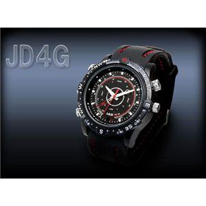 【防犯】U-lex(ユーレックス) ダイバーズウォッチデザイン ICビデオレコーダー JD4G
