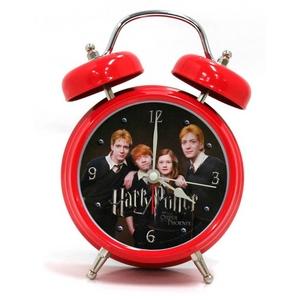 ハリーポッター ウィーズリー(フェルプス)兄弟の音声目覚し時計