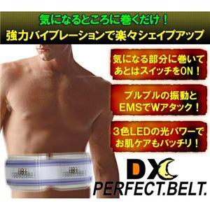 DX PERFECT BELT(デラックスパーフェクトベルト)                               【EMS+振動の二段攻撃!】