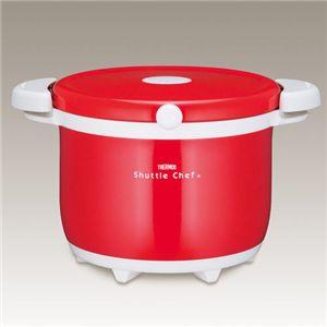 サーモス真空保温調理器シャトルシェフKBA 3001 トマト