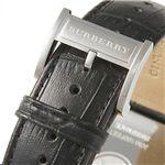 BURBERRY ヘリテージ レザーウォッチ BU3002 メンズ