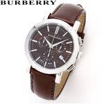 BURBERRY(バーバリー) レザーベルトウォッチ ヘリテージ メンズ クロノグラフ  BU1383の詳細ページへ