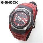 CASIO(カシオ) Baby-G Reef デジタルウォッチ G-300L-4AVDR/レッド(G-shock)