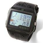 TIMEX(タイメックス) Expedition WS4TM メンズ ラバーベルト ウォッチ T49664/ブラック 画像1