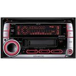 KENWOOD オーディオ 2DIN DPX-40
