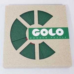 そぼくなパズルGOLO(グリーン)