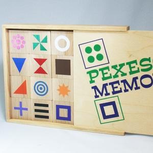 メモリーゲーム・ペクセソ(幾何学)
