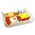 ★PLAN TOYSの木製玩具(木のおもちゃ)★3415★ 朝食メニュー