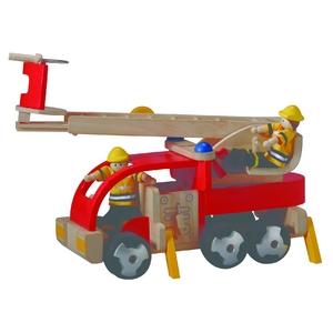 消防車(はしご車)/プラントイ社(PLANTOYS):