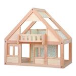 ★PLAN TOYSの木製玩具(木のおもちゃ)★7110★マイファーストドールハウス