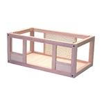 ★PLAN TOYSの木製玩具(木のおもちゃ)★7340★マイファーストドールハウス用ベースメント