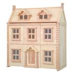 ★PLAN TOYSの木製玩具(木のおもちゃ)★7124★ ビクトリアンドールハウス
