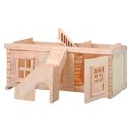 ★PLAN TOYSの木製玩具(木のおもちゃ)★7338★ビクトリアンエクストラフロアー