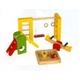 ★PLAN TOYSの木製玩具(木のおもちゃ)★7153★ 公園プレイグラウンド 写真2