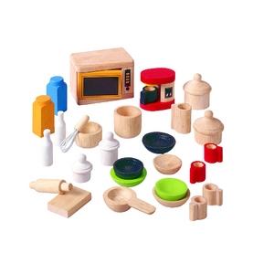 ★PLAN TOYSの木製玩具(木のおもちゃ)★9406★ キッチン&テーブルウェアアクセサリー