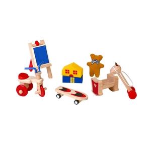 楽しいおもちゃセット/プラントイ社(PLANTOYS)9711